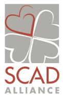 SCAD heart