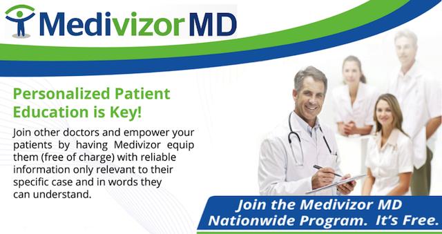 Medivizor MD Program Intro