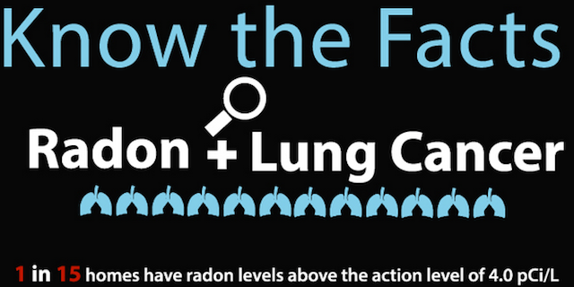 National Radon Action Month: January