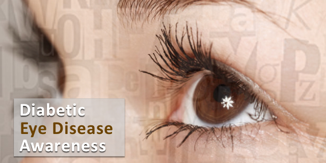 November Awareness:  Diabetic Eye Disease Month [Infographic]