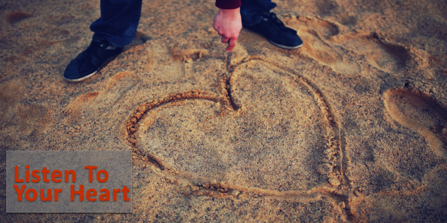 Attention:  Go With Your Heart | Medivizor