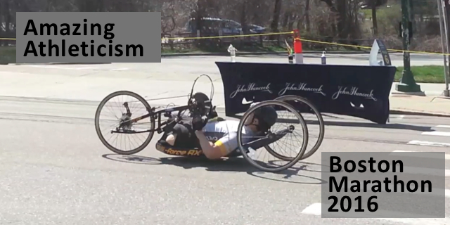 Why Is The Boston Marathon So Addictive?