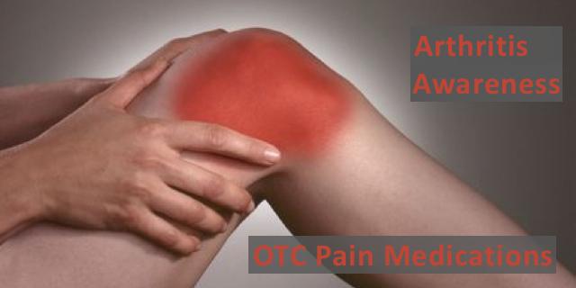 Acetaminophen, OTC Pain Relief and Arthritis Awareness
