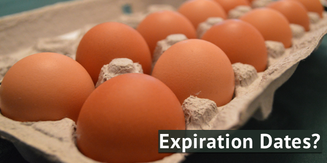 """Best If Used By"" and Other Expiration Date Labels"
