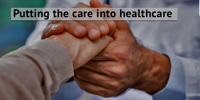 Putting the care into healthcare