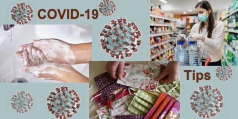 Coronavirus / COVID-19 Tips