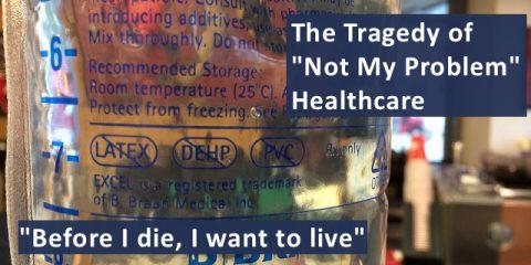 """""""Not My Problem"""" Healthcare: Cultural & Societal Ethics"""