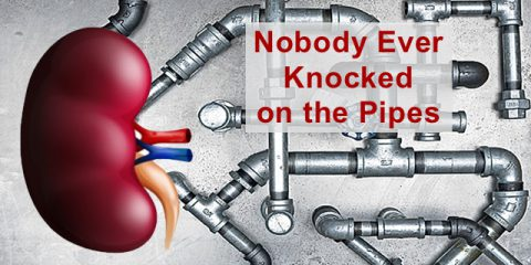 Nobody Ever Knocked on the Pipes
