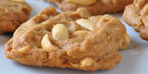 Guest Post:  Want a Peanut Butter Cookie?  Gluten-free & Diabetes-Friendly Recipe