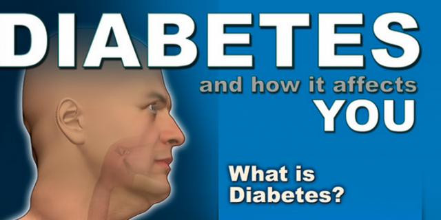 Diabetes and How It Affects Your Body (Infographic)