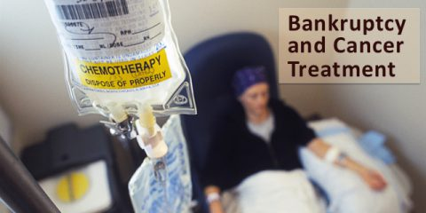 Bankruptcy:  The Other Cost of Cancer