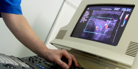 Detection of breast cancer recurrence after mastectomy with ultrasound in asymptomatic patients