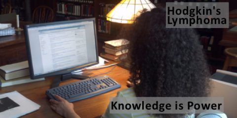 Knowledge is Power: Help For People With Hodgkin's Lymphoma