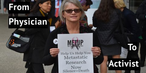 From Patient to Activist and Researcher: Dr. Mary Kelly Shanahan Part 3
