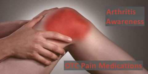 Acetaminophen, OTC Pain Relief and Arthritis Awareness