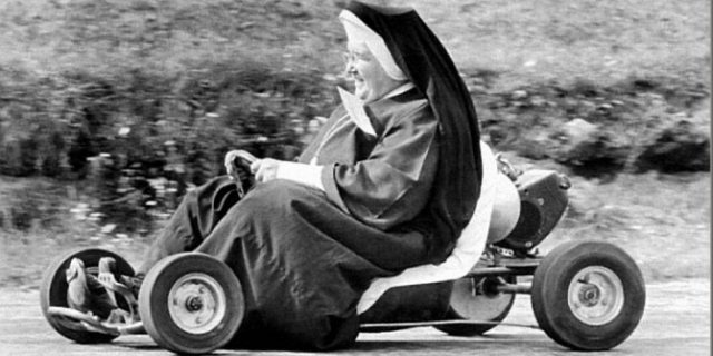 Nuns and Gaming: Boosting Brain Power
