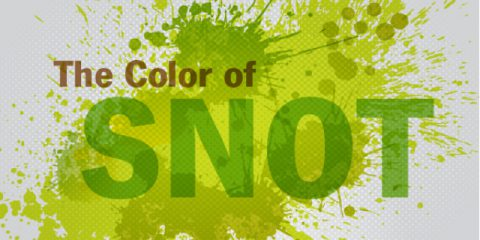 Snot or Not: An INFOGRAPHIC Explaining Nose Mucus