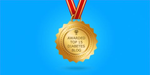 Medivizor Honored:  Top 15 Diabetes Blogs!