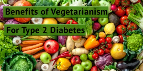 Vegetarian Diet Great for Type 2 Diabetes